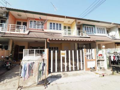 ทาวน์เฮาส์ 1380000 ปทุมธานี ธัญบุรี บึงยี่โถ